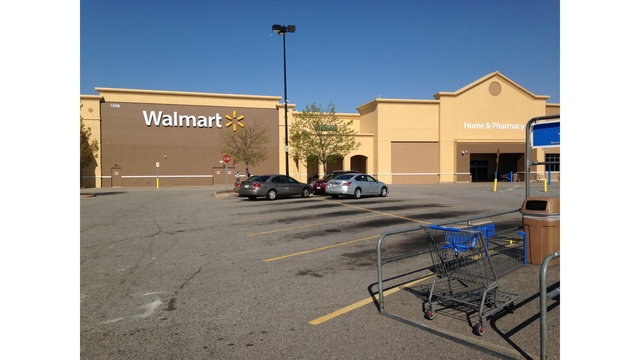 1 dead in police-involved shooting outside Portsmouth Walmart_119860