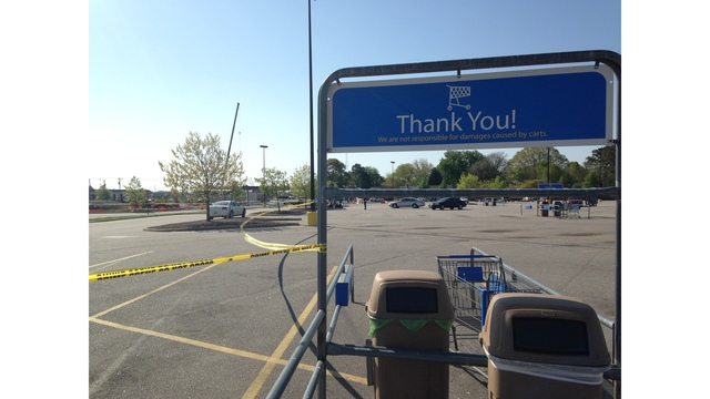 1 dead in police-involved shooting outside Portsmouth Walmart_119862