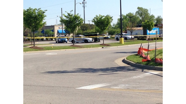 1 dead in police-involved shooting outside Portsmouth Walmart_119863