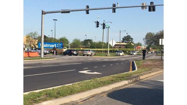 1 dead in police-involved shooting outside Portsmouth Walmart_119842