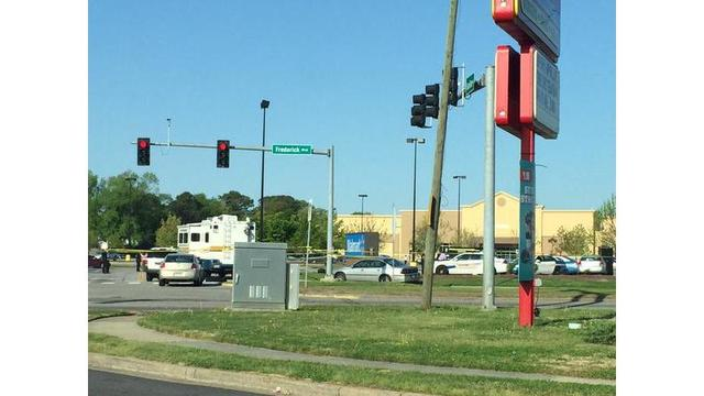 1 dead in police-involved shooting outside Portsmouth Walmart_119849