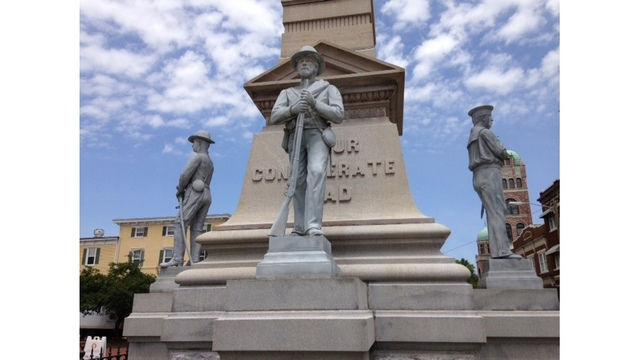 Portsmouth councilman wants Confederate monument removed
