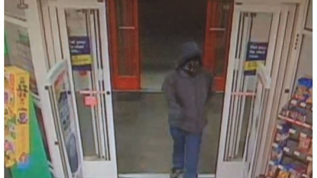 robbery reported at cvs in portsmouth