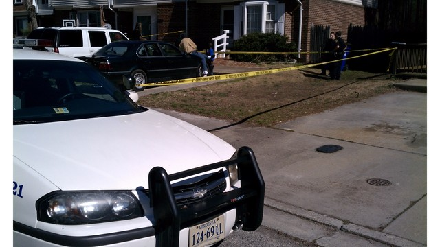 Juvenile shot in the leg in Portsmouth