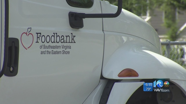 New mobile food pantry unveiled in Portsmouth