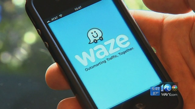 Portsmouth police joining forces with Waze