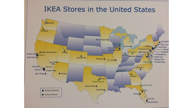 Ikea Usa Map | Time Zone Map Ikea Us Locations Map on starbucks locations us map, sam's club locations us map, mcdonalds locations us map, gamestop locations us map, walmart locations us map,
