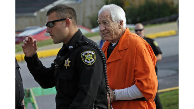 Sandusky denies at appeals hearing that he molested boys