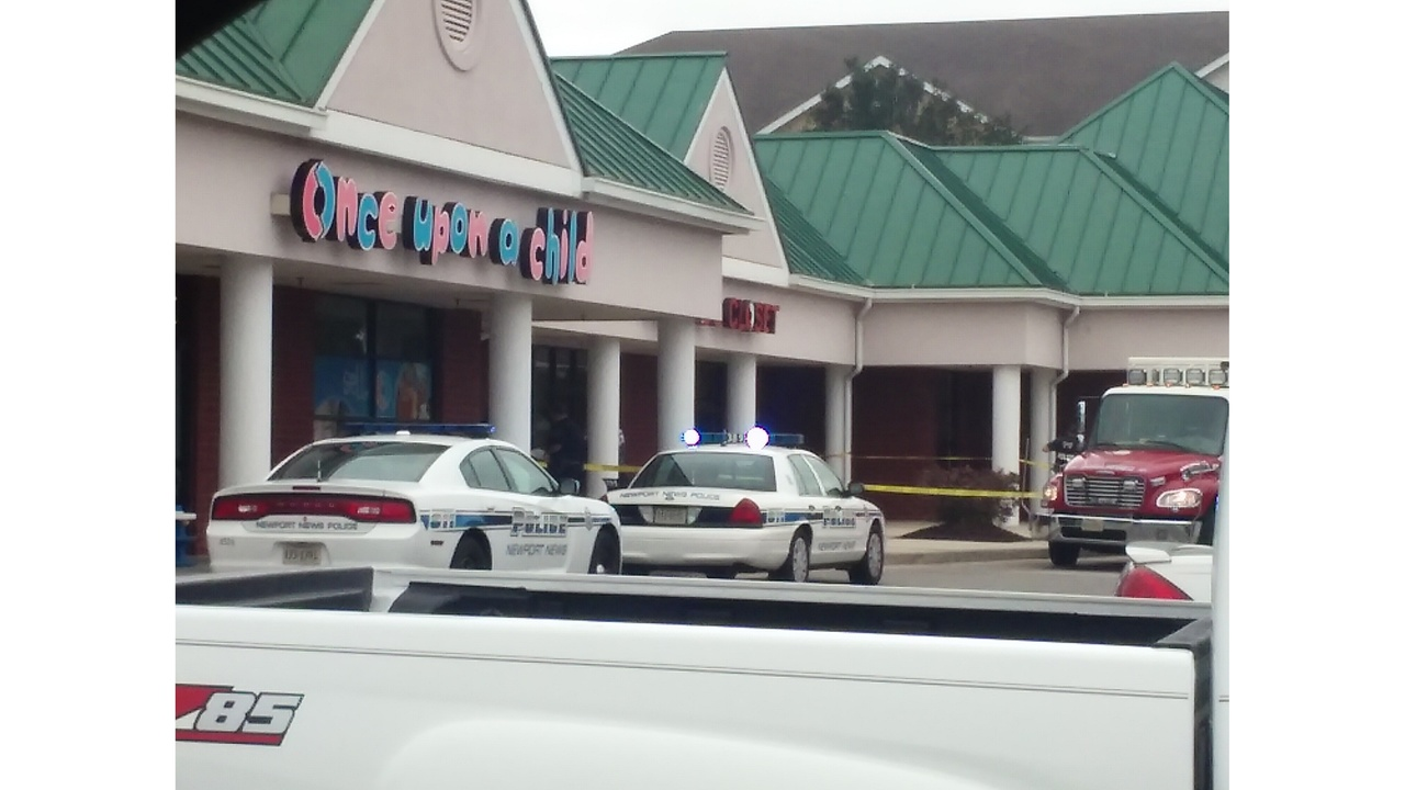 Armed Robbery Reported At Plato S Closet In Newport News