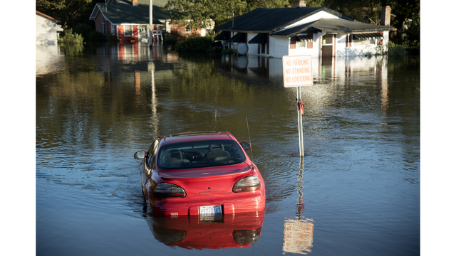 Disaster food benefits available in 18 North Carolina counties