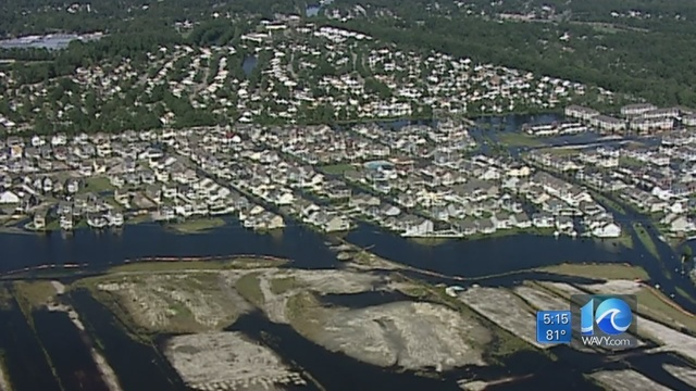 Disaster centers to open in Portsmouth, Suffolk, and Hampton Monday
