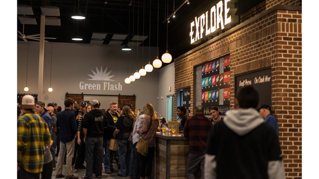Green Flash Brewing puts Va. Beach brewery up for sale