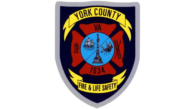 Firefighters respond to house fire in York County