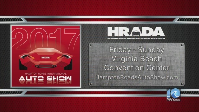 Get The Scoop On The Hampton Roads International Auto Show - Virginia beach car show