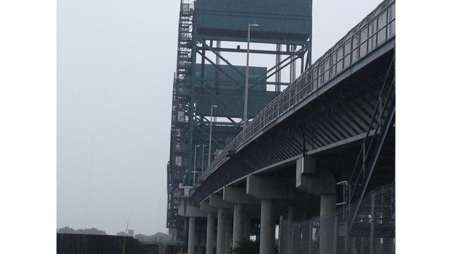 Gilmerton Bridge back open after mechanical issue causes closure