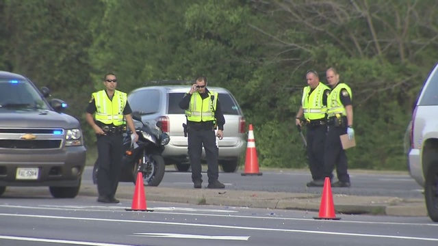DMV: Virginia had more than 100 fatal motorcycle crashes in 2017