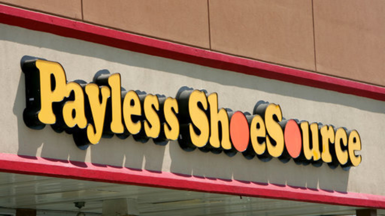 Report: Payless ShoeSource to file second bankruptcy, close all stores