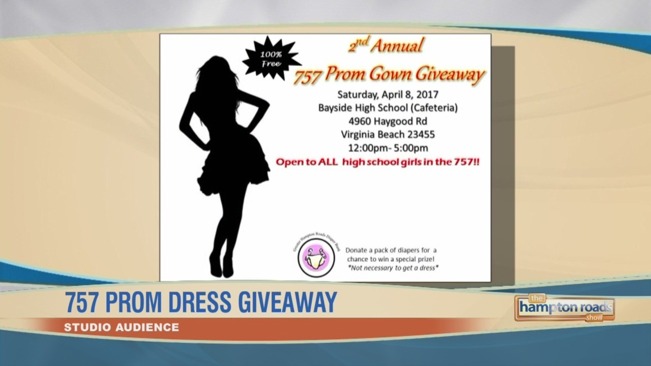 Audience: 757 Prom Dress Giveaway