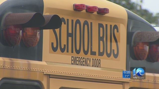 Local schools close ahead of Hurricane Florence