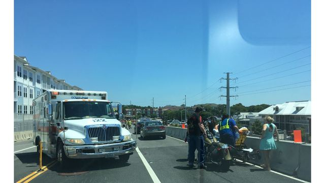 One transported after accident in Virginia Beach