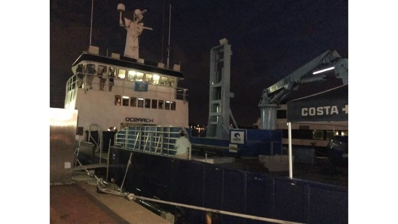 OCEARCH kicks off Mid-Atlantic shark expedition in Norfolk