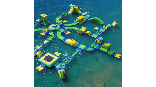 Plans for inflatable water park at Buckroe Beach postponed