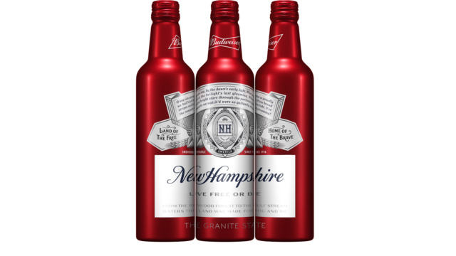 Budweiser Special Summer Packaging- New Hampshire_556377