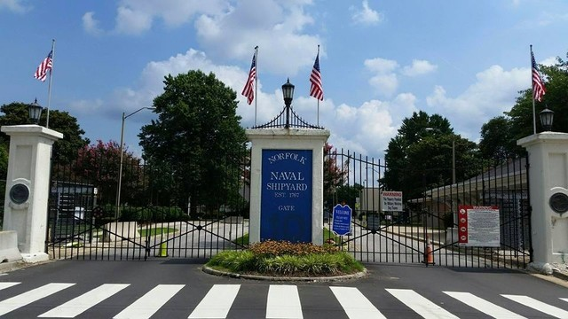 Written threat found at Norfolk Naval Shipyard in Portsmouth