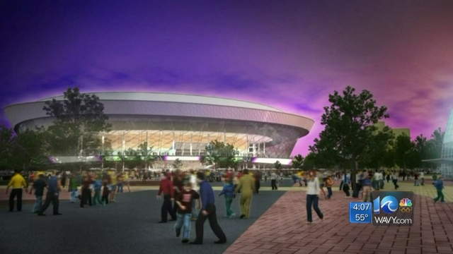 Va Beach Says Deal To Build Arena Has Been Terminated Wavy