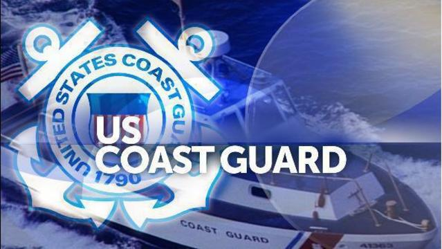 Coast Guard medevacs man off cargo ship