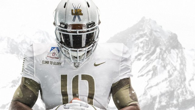 Army unveils uniforms for 2017 Army-Navy game 9bfad2d85