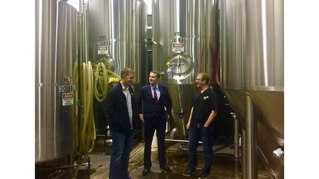 'InaugurALE:' Official beer of Governor-elect Northam's inauguration released