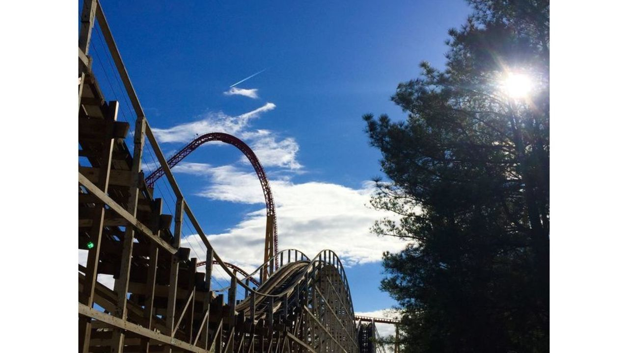 kings dominion changes name to beloved roller coaster