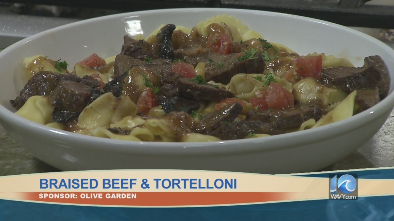 In The Kitchen: Braised Beef and Tortelloni
