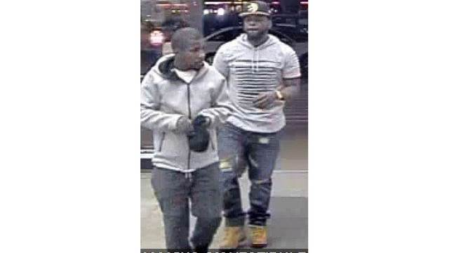 Two suspects wanted for shoplifting at Tabb Walmart