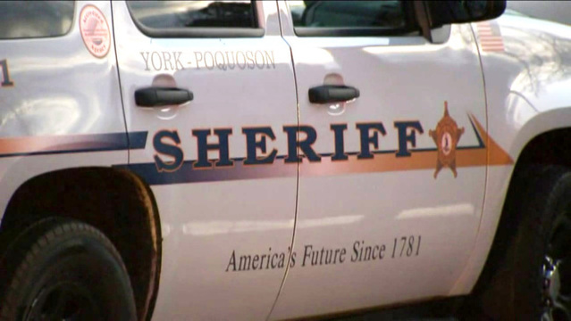 Garage struck by bullet in York County