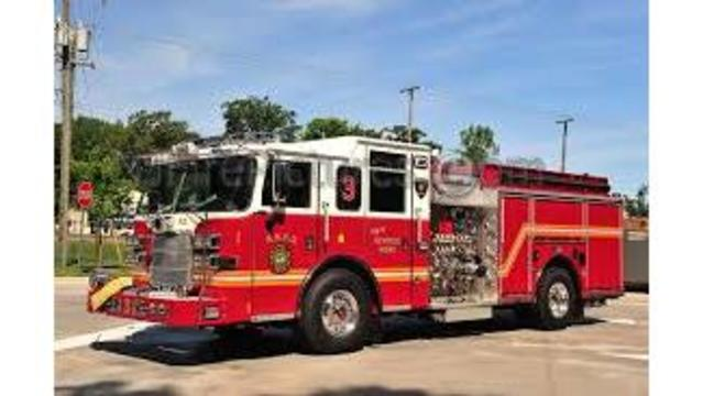 One person injured in Sunday morning apartment fire in Newport News