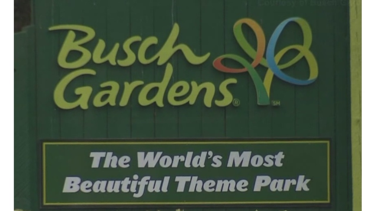 First responders can get free admission to Busch Gardens in May - WAVY