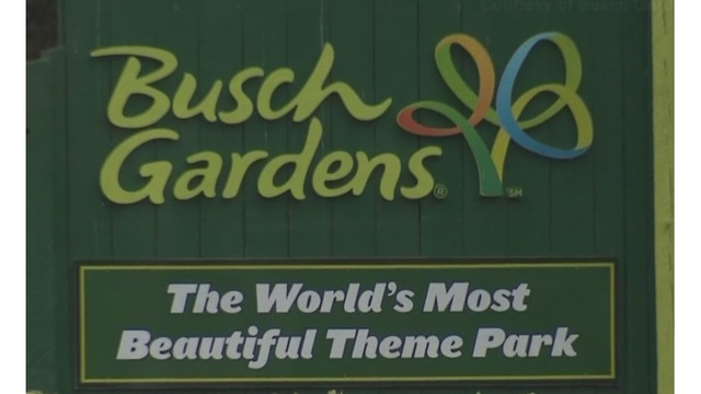 First responders can get free admission to Busch Gardens in May