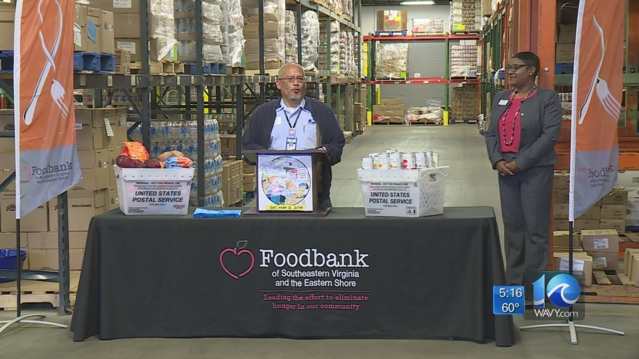stamp out hunger kicks off at critical time for local community