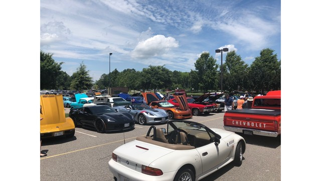 Second annual 'Cure for MS' car show held in Chesapeake