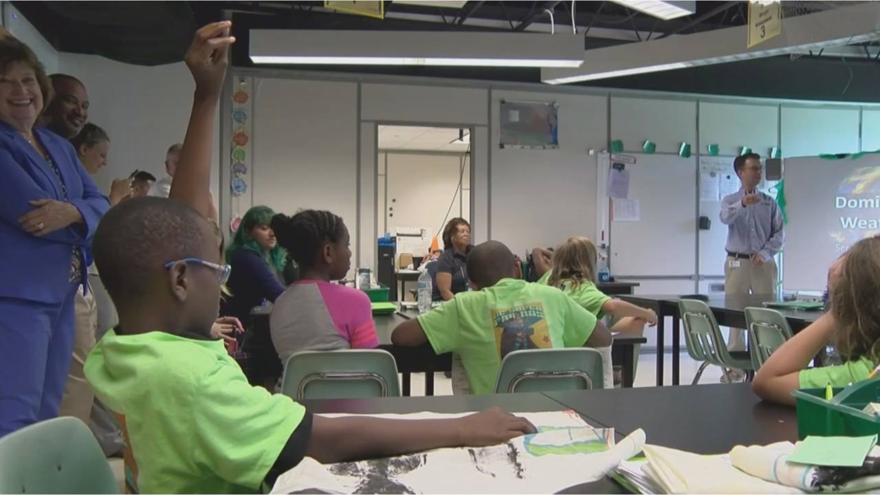 Starbase Victory summer camp in Portsmouth makes science fun, students say