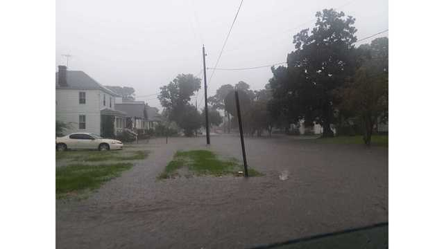 portsmouth flooding