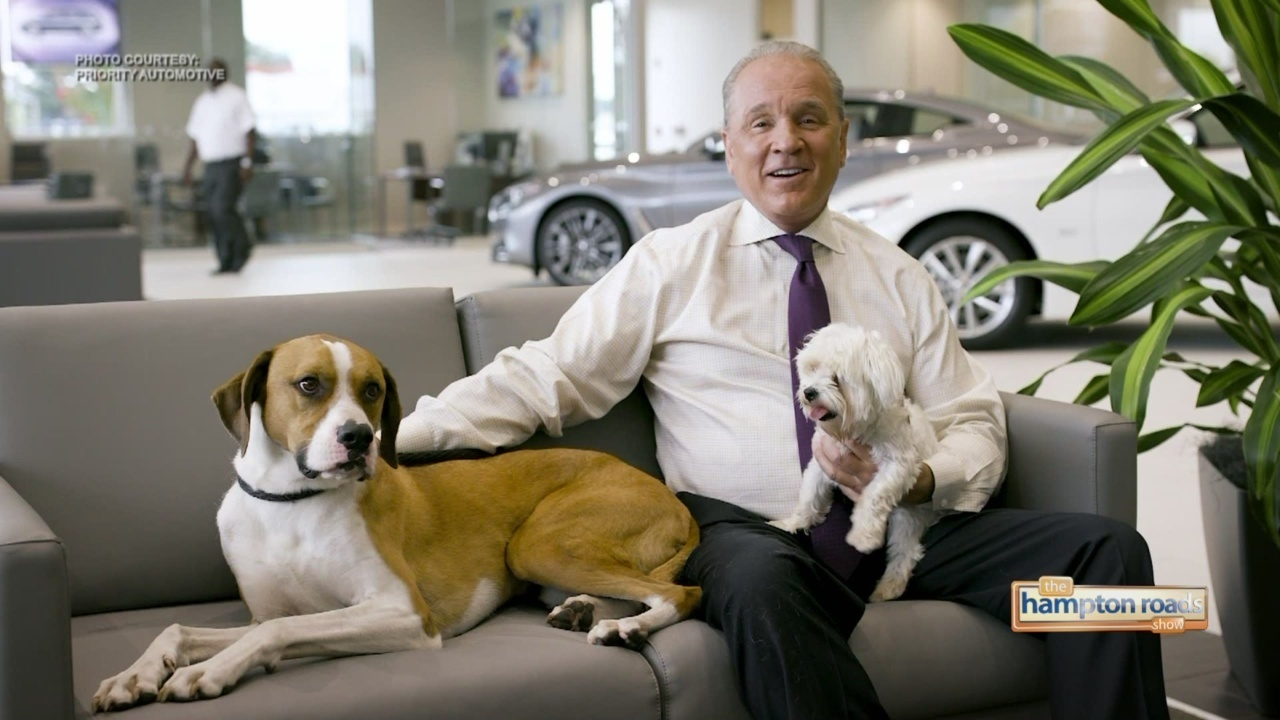 Clear the Shelters with Priority Automotive