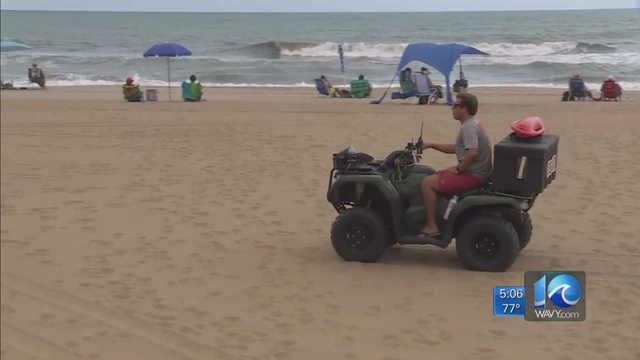 Virginia Beach Liuards See Substantial Increase In Water Rescues 2018 Compared To 2017