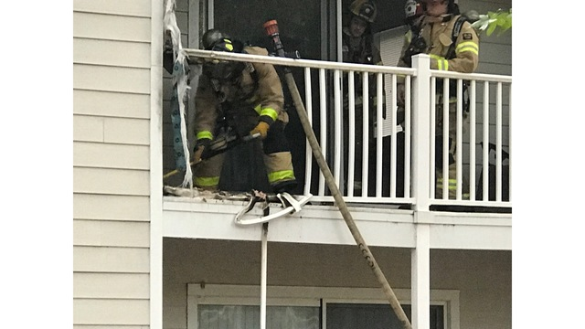 No injuries in York County Fire