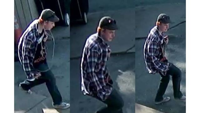 Burglary suspect sought by James City County police