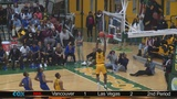 Norfolk State wins over Hampton in double overtime 94-89
