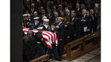 Photos: George H.W. Bush honored in state funeral