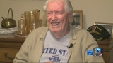 WWII veteran wants cards for his 96th birthday